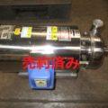大阪サニタリー製 サニタリーポンプ SE40-37/2006年製