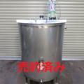 フジ機械(株) 400L撹拌付タンク/2010年製