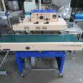 (株)タムラシール 脱気・印字装置付き万能シール機 TBW-D-HP/2010年製