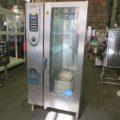 (株)ラショナル ガススチームコンベクションオーブン SCC201G/2011年製