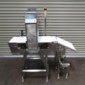 アンリツ製 金属検出機 ドロップ式① KW4612APAC/2008年製