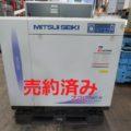 三井精機工業(株) コンプレッサー Z226AS2-R/2008年製