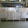 直本工業(株) 多両コンベア式DCオーブン QFB-5980C-4L/2011年製