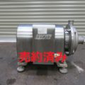 岩井機械工業(株) サニタリーポンプ
