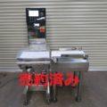 (株)イシダ ウエイトチェッカー・リジャクター DACS-G-S015-24/CR-N-S /2011年製