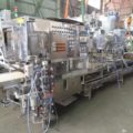 (株)シンワ機械 パックシーラー NWED-3Y4-75-5500S/2004年製