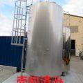 5000L 保温タンク/2009年製