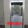 日本スピンドル製造(株) エアーシャワー AWB-707B/2013年製