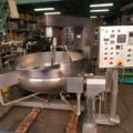 (株)カジワラ 大型炒め機 KRS+M-48314SL/2008年製