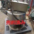 (株)岩月機械製作所 普及型遠心脱水機 YDS-22S/2006年製