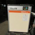 (株)日立産機システム 給油式スクリュー圧縮機 OSP-11M6ARN/2009年製