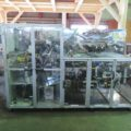テンチ産業(株) 密封式オーバーラップ包装機 RR-TP-230/2017年製