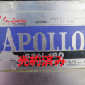(株)なんつね マルチスライサー アポロ SSN-180/2009年製