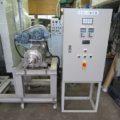 三菱化機工(株)  デカンタ DS10-BD・日本濾水機工業(株) 濾過機 HPF45-11K/2010年製