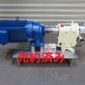 (株)ナカキン ロータリーポンプ HPTJM25EP-C/2009年製