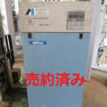 アネスト岩田(株) オイルフリー コンプレッサー SLP-75C/2005年製