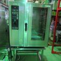 タニコー(株) ガス式スチームコンベクションオーブン TSCO-10GBN/2006年製