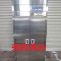 (株)アイホー 電気式食器消毒保管機 ES-504N/2016年製