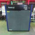 コベルコ製 小型スクリューコンプレッサー SG100ADⅢ-7.5/2015年製