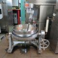 (株)カジワラ 蒸気式煮炊撹拌機 KRS-2637型