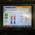 (株)キーエンス インクジェットプリンター MK-U6000SA/2014年製