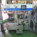 東洋自動機(株) ウェット製品向け自動充填包装機 TT-8CR /2005年製