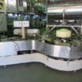 (株)古川製作所 ロータリー真空包装機 FVR-8-175/2001年製