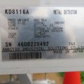 アンリツ製 金属検出機① KD8116A/2014年製