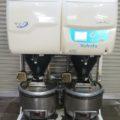 (株)クボタ 業務用自動炊飯機 ライスロボ (2台)① KR902WNA/2016年製