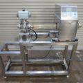 (株)システムスクエア パイプ搬送型 金属検出機 SD100RW/2005年製