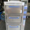 (株)アイホー ガス式立体炊飯器(低輻射仕様)RMG-154R/2019年製