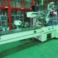 (株)川島製作所 横ピロー包装機(横型製袋充填機) KBF-7011E/2009年製