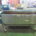 イワセ鉄工(株) 高速根菜洗浄機・皮むき機 DUWSL-T150-6型/2005年製