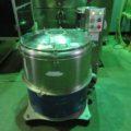 (株)田中機工 食品用脱水機 TDS-22FZ/2005年製