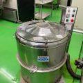 (株)田中機工 食品用脱水機 TDS-22FZ /2005年製